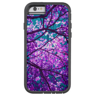 árbol púrpura II Funda De iPhone 6 Tough Xtreme