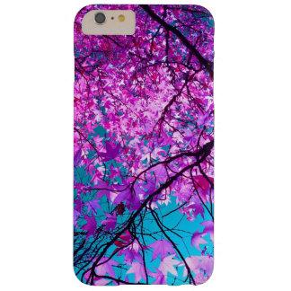 árbol púrpura XI Funda De iPhone 6 Plus Barely There