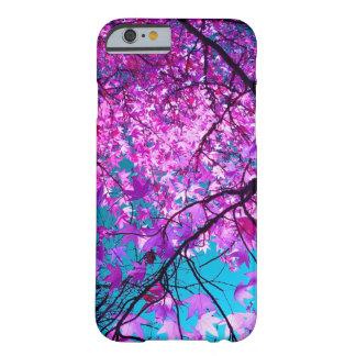 árbol púrpura XI Funda De iPhone 6 Barely There
