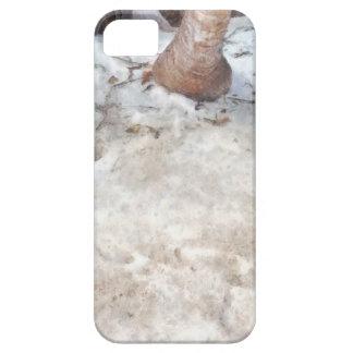 Árbol que consigue sumergido iPhone 5 carcasa