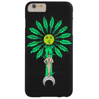 Árbol sagrado de Hermes de la alquimia Funda Para iPhone 6 Plus Barely There