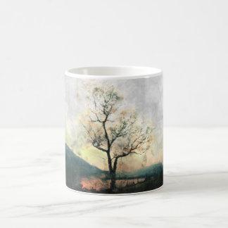 Árbol solo tazas