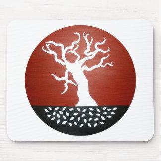 árbol tapete de ratón