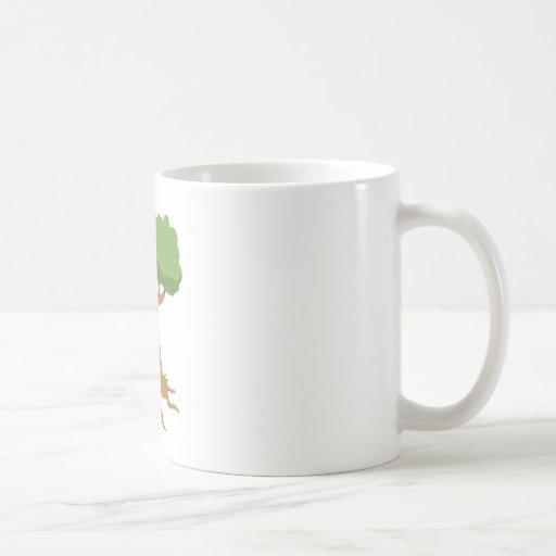 Árbol Tazas De Café