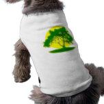 Árbol tree ropa de perro