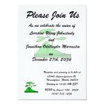 árbol y montaña green.png invitación 12,7 x 17,8 cm