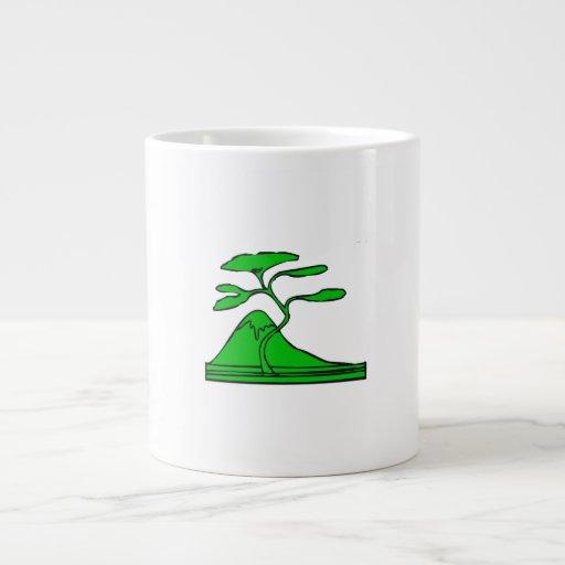árbol y montaña green.png taza jumbo