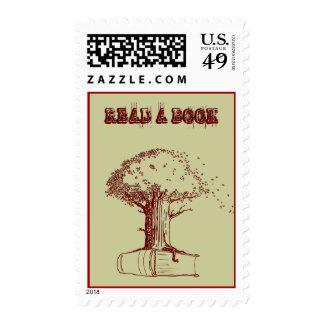 Árbol y un libro envio