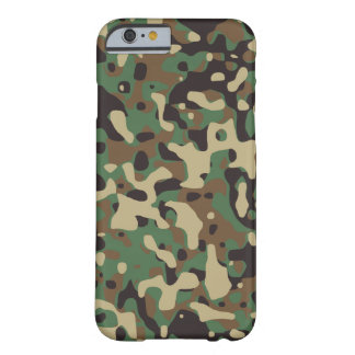 Arbolado Camo Funda De iPhone 6 Barely There
