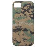 Arbolado Camo - iPhone 5 Case-Mate Coberturas
