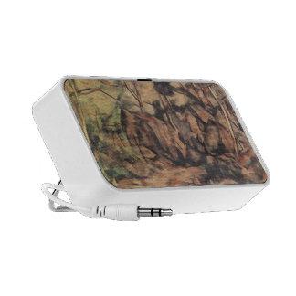 Arbolado de Paul Cezanne- con los cantos rodados Mp3 Altavoz