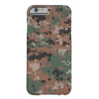 Arbolado Digital Camo Funda De iPhone 6 Barely There
