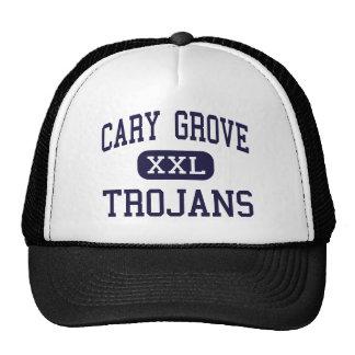 Arboleda de Cary - Trojan - High School secundaria Gorro De Camionero