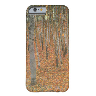 Arboleda de la haya de Gustavo Klimt Funda Para iPhone 6 Barely There