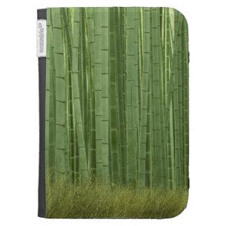 Arboleda de los árboles de bambú
