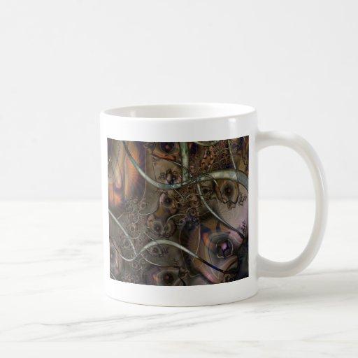 Arboleda del atisbador tazas de café