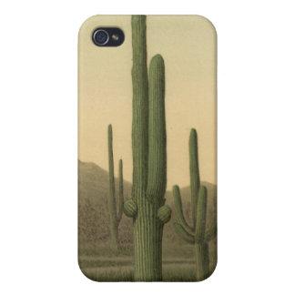 Arboleda del cactus, Arizona iPhone 4/4S Carcasas