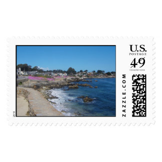 Arboleda pacífica timbre postal