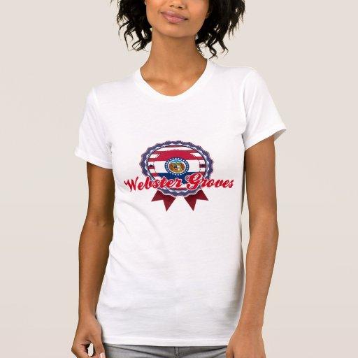 Arboledas de Webster, MES Camisetas