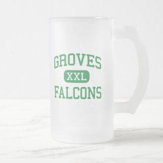 Arboledas - Falcons - altas - Beverly Hills Michig Tazas