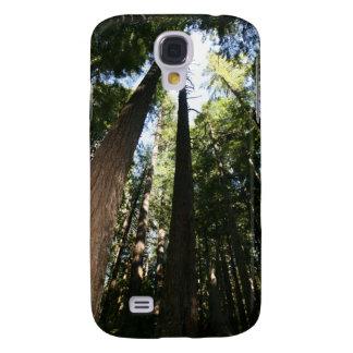 Árboles 1 de Oregon Funda Samsung S4