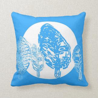 Árboles azules - almohada