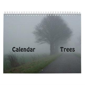 Árboles Calendarios
