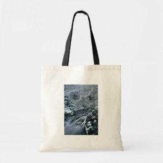 Árboles congelados bolsas
