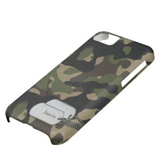 Árboles de Forrest y camuflaje de los militares de Funda Para iPhone 5C