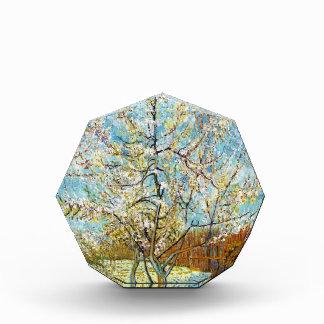 Árboles de melocotón en el flor Vincent van Gogh