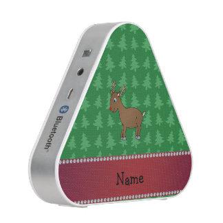 Árboles de navidad conocidos personalizados del altavoz
