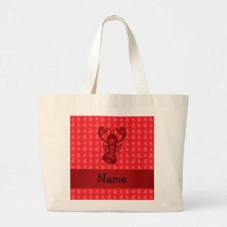 Árboles de navidad conocidos personalizados del ro bolsa