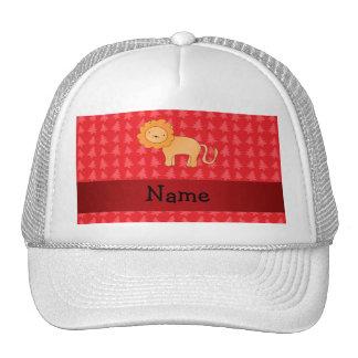 Árboles de navidad conocidos personalizados del ro gorras