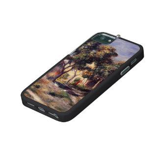 Árboles de níspero de Pedro-Auguste Renoir-, Cagne