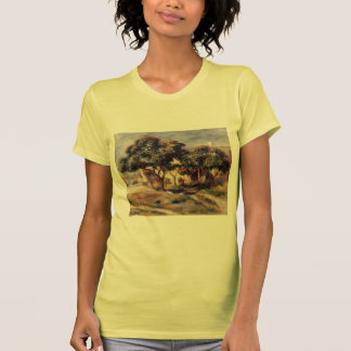 Árboles de níspero de Pedro-Auguste Renoir-, Cagne Camiseta