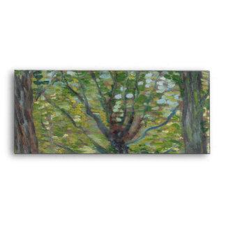 Árboles de Vincent van Gogh Sobres