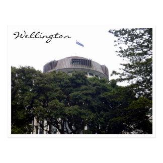 árboles de Wellington de la colmena Postal