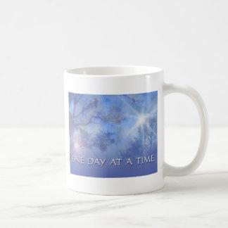 Árboles del azul de ODAT Taza Clásica