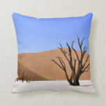 Árboles del desierto almohada