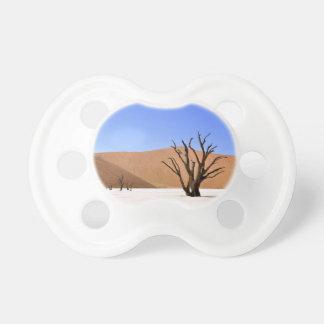Árboles del desierto chupetes para bebés
