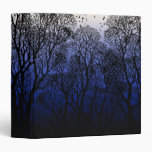 """Árboles del invierno 1,5"""" carpeta"""