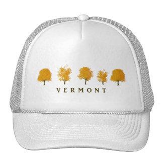 Árboles del otoño - Vermont Gorro