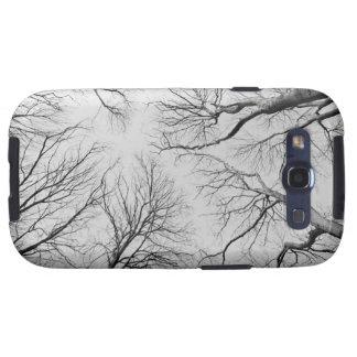 Árboles deshojados en la madera de Thiepval Samsung Galaxy SIII Funda
