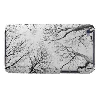 Árboles deshojados en la madera de Thiepval Funda Para iPod De Case-Mate