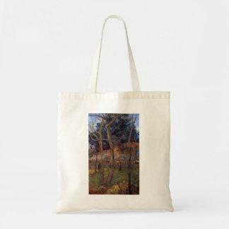 Árboles desnudos de Paul Gauguin- Bolsas