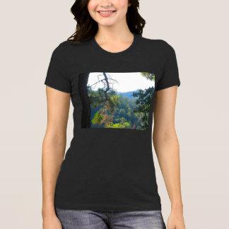 Árboles en el bosque playera