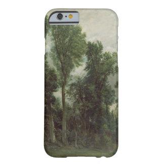 Árboles en Hampstead Funda De iPhone 6 Barely There