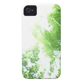 Árboles en la opinión de Forrest iPhone 4 Case-Mate Protector