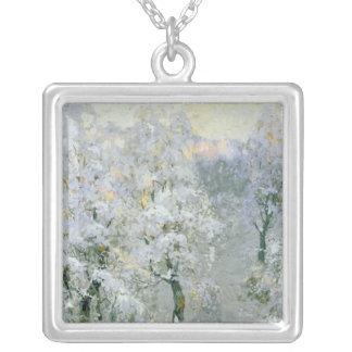 Árboles en Silver hivernal, 1910 Joyerías