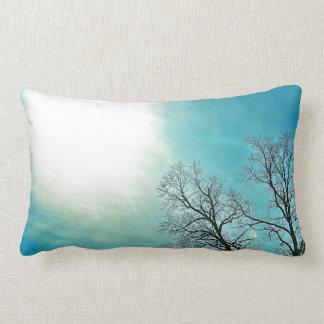 Árboles fríos y un arte de la naturaleza de Sun Cojin